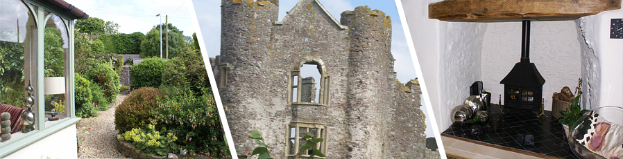 Luxury Holiday Accommodation Laugharne, Carmarthenshire, West Wales